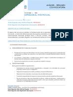 INPERU INOIND 2018 Análisis Resumen Convocatoria