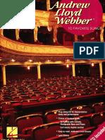 Hal Leonard - Vol.83 - Andrew Lloyd Webber.pdf