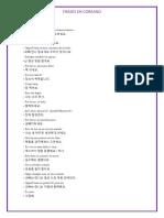 Frases en Coreano