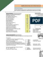 06.- Diseño Estructural de Pase Vehicular