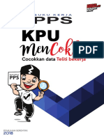 Buku Kerja PPS Progress Final