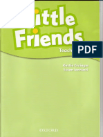 Little Friends - Teachers Book