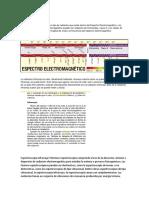 Investigacion de Fisica (Radiacion Infraroja)