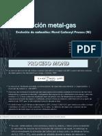 Refinación Metal Gas