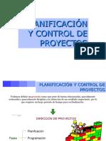 Planificacion y Control de Proyectos A Planificacion y Control de Proyectos A Planificacion y Control de Proyectos A Planificacion y Control de Proyectos A Planificacion y Control de Proyectos A