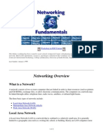 Workshop Network Fundamentals