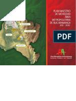 Plan de Movilidad Metroplitano AMB