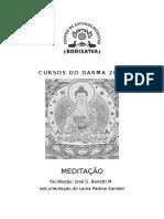 Meditacao Apostila Jose Set2015