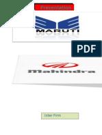 Anurag - Inter Firm Comparison