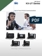 Sip Phone Brochure