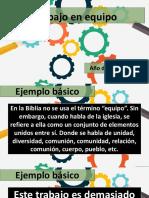 Trabajo en Equipo Servidores IBE Callao 02-2018