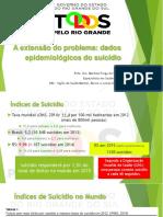 Epidemiologia suicidio