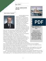 2017 NOV Newsletter USS John W. Weeks DD-701