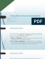 ArquitecturaEmpresarial-Introduccion