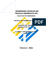 Universidad Católica de Trujillo Benedicto Xvi- Dl1336