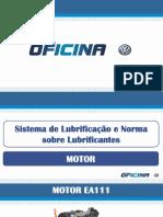 MOTOR Sistema de Lubrificacao e Norma de Lubrificantes
