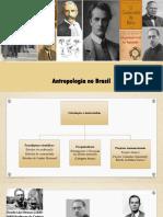 TEO ANTROP a Antropologia No Brasil