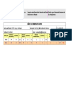 Formato de Reporte de La Asistencia 8.1.18