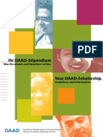 Ihr DAAD Stipendium 01_2016