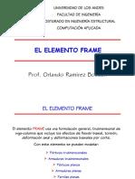 SAP2000 Frame