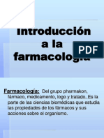 52850810 Introduccion a La Farmacologia