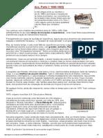 Casio Musical keyboard History  Part I & II PT