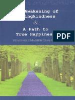 Awakening of Loving Kindness