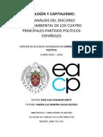 Ecología y Capitalismo-José Luis Cazador Nieto