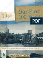 Our-First-100-Years-1857-1957-Appleton