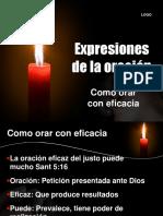 Como Orar Con Eficacia # 1 IBE Callao