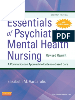 Essentials of Psychiatric Mental Health Nursing, Revised Reprint, 2E- Varcolis