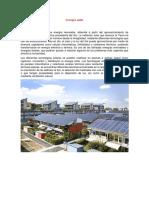 Energía Solar Xiomara