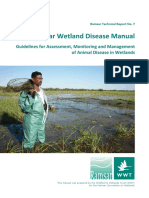 Ramsar Wetland Dsisesa Manual