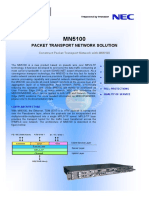 PTN NEC MN5100 Brochure Issue2.0 Mar29 2010