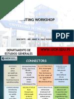 Writing Workshop - Ppt Mg. Diaz