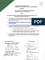 Full Memorandum of Agreement - CUPE 3902, Unit 1