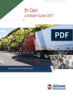 5th Gen Vocational Model Guide