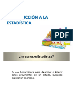 Capitulo 1-Introduccion a La Estadistica