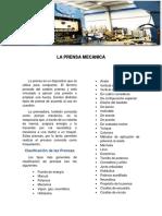 La Prensa Mecanica