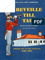 Reveille Till Taps Soldier Life at Fort Mackinac 1780-1895