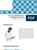 Técnicas inmunológicas