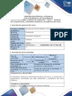 Guía de actividades y rúbrica de evaluación Fase 1 Analizar las competencias, contenidos temáticos y presaberes del curso.docx