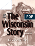 The Wisconsin Story 150 Stories 150 Years