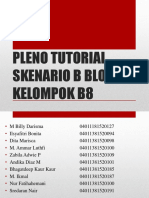 Pleno Tutorial Skenario a Blok 16