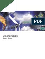 DynamicStudio Manual