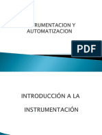 Intrumentacion y automatizacion EMI