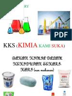 Bahan Kimia Dalam Kehidupan