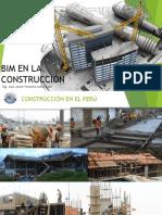 Bim en La Construcción