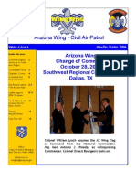 Arizona Wing - Oct 2006