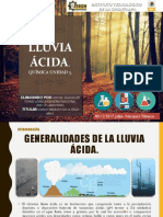 LLuvia Acida.- Miguel Guadalupe Torres López 1A Ing Industrial